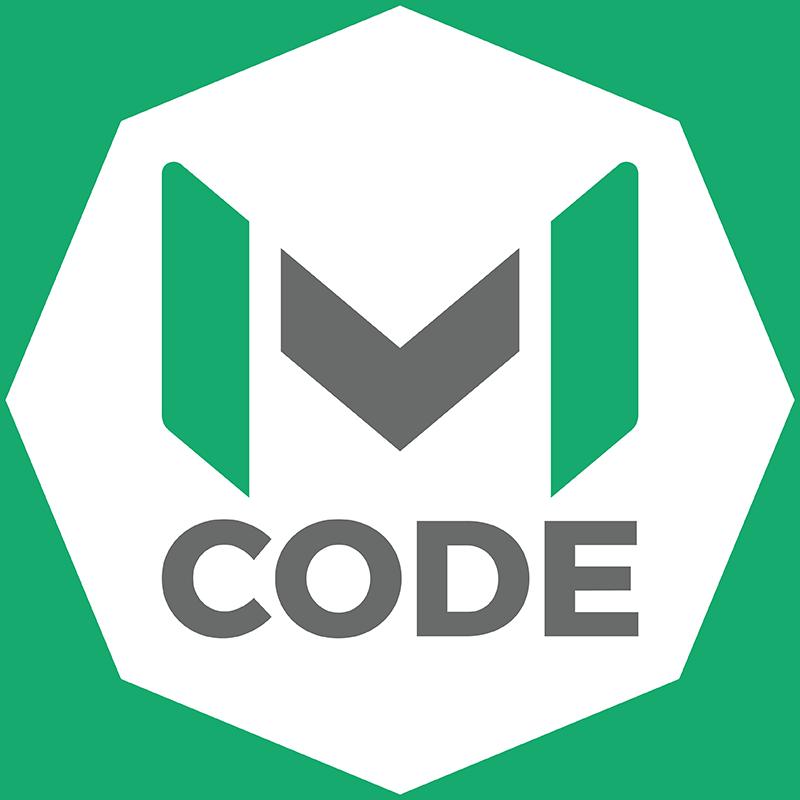 M-CODE Digital Agency logo